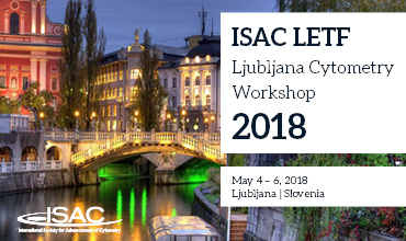 ISAC LETF Ljubljana Cytometry Workshop