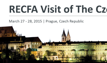 RECFA visit in the Czech Republic